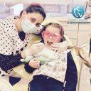 Jugando y aprendiendo en el dentista desde pequeños