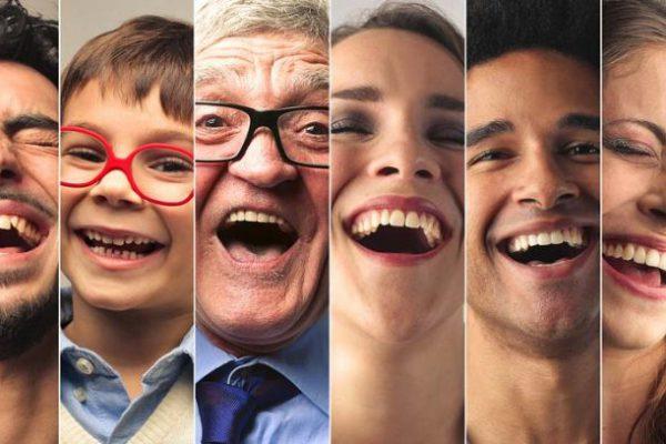 Sonreír trae muchos beneficios para la salud: ¡Hazlo con confianza!